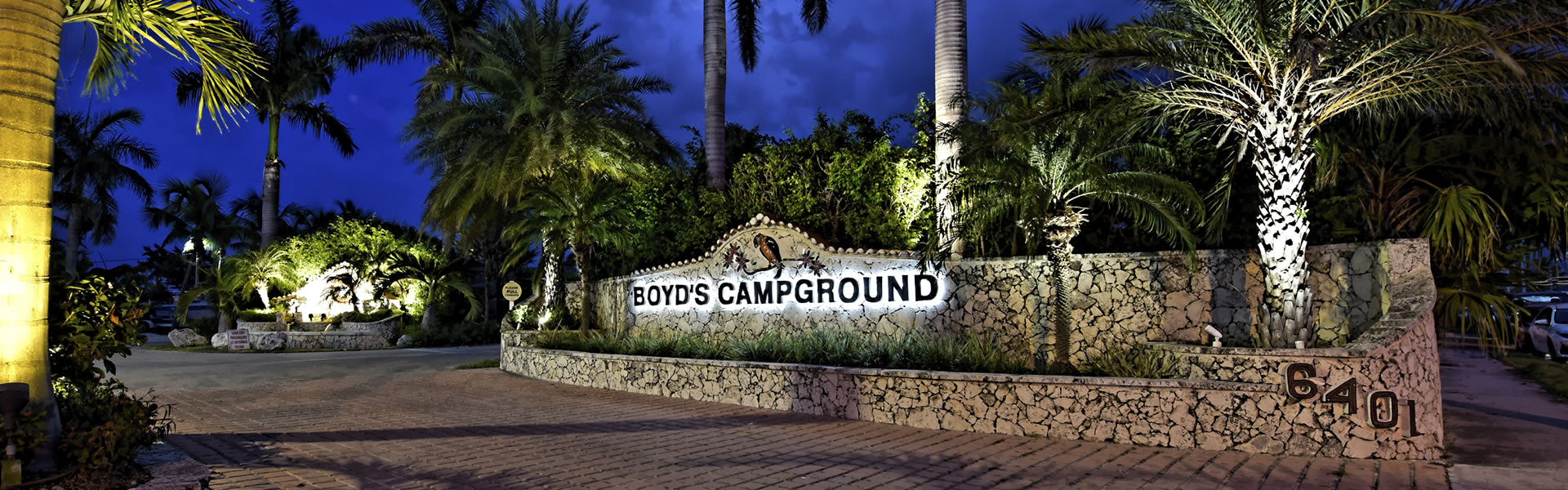 Boyd's Key West RV Campground - Waterfront RV & Tent Camping